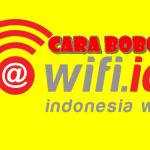 Cara Login Wifi ID Gratis Unlimited Terbaru 2018