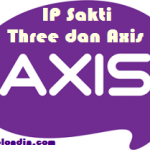 Cara Mencari IP Sakti Axis dan Three Terbaru 2018