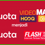 Cara Menggunakan Kuota Videomax Telkomsel Menjadi Kuota Reguler