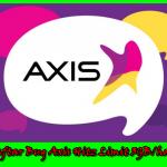 Kumpulan Bug Axis Hitz Limit 3Gb/Hari Terbaru Maret 2018