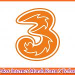 Kode Paket Internet Murah Kartu 3 Terbaru 2018