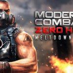 Modern Combat 4 Zero Hour v1.2.2e Mod Apk+Data