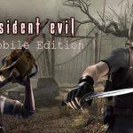Resident Evil 4 Mobile Mega Mod Apk+Data