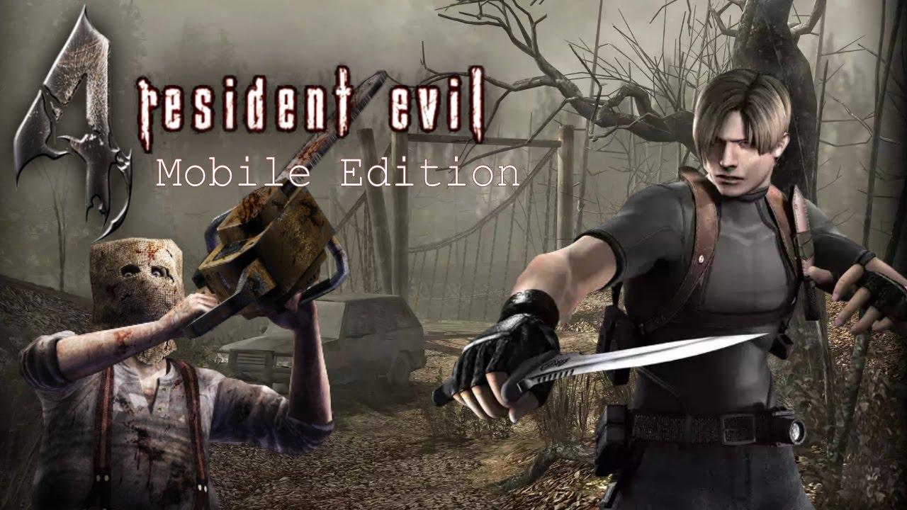 resident evil 4 emulator android download