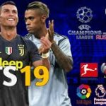 Download FTS 19 Mod Liga Champions 2018-2019 Full Transfers