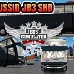 Download Mod BUSSID JB3 SHD Terbaru 2019