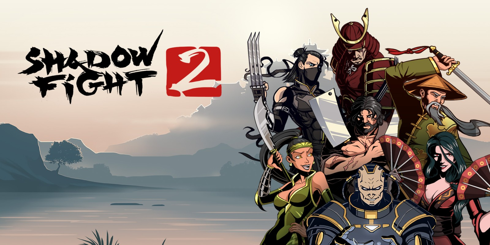 Download Shadow Fight 2 Mod Apk v2.0.4 (Unlimited Money) | Gregblondin