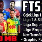 Download FTS 19 Mod Update Transfer Pemain Liga Indonesia dan Eropa by Asepifan