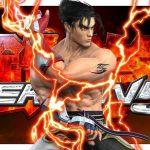 Download Game PPSSPP Tekken 5: Dark Resurrection Mod ISO/CSO Highly Compressed
