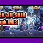 Download iMLS ML Apk 1.8.5 Versi Terbaru (Unlock All Skin Mobile Legends)