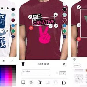 Aplikasi Desain Baju dan Kaos Terbaik di Android
